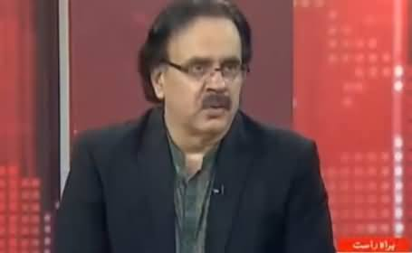 Live With Dr Shahid Masood (Hussain Nawaz In Front of JIT) – 28th May 2017