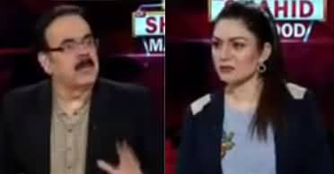 Live With Dr. Shahid Masood (Imran Kha... Larai Jari) - 8th February 2020