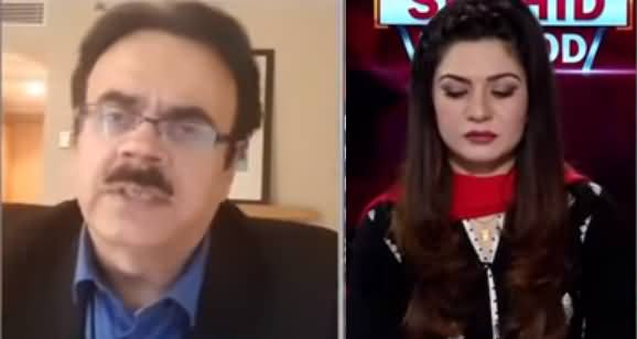 Live with Dr. Shahid Masood (Imran Khan Aur Agle Mahaz) - 26th July 2019