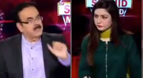 Live With Dr. Shahid Masood (Imran Khan Aur Dakhli Inteshar) - 27th July 2019