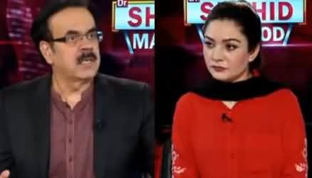 Live With Dr. Shahid Masood (Imran Khan Aur Girta Huwa Nizam) - 7th May 2019