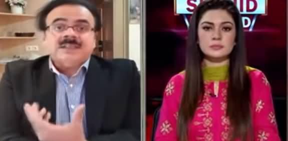 Live with Dr. Shahid Masood (Imran Khan Aur Naya Siasi Manzarnama) - 1st July 2019