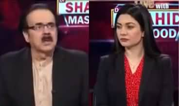 Live with Dr. Shahid Masood (Imran Khan Aur Sab) - 7th May 2021