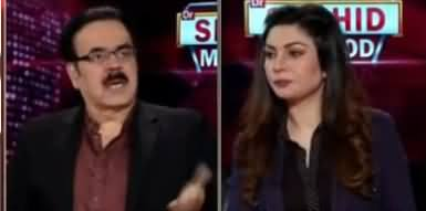 Live With Dr. Shahid Masood (Imran Khan Aur Siasi Pit Sayapa) - 22nd February 2020