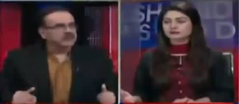 Live With Dr. Shahid Masood (Imran Khan Be Careful) - 16th November 2018