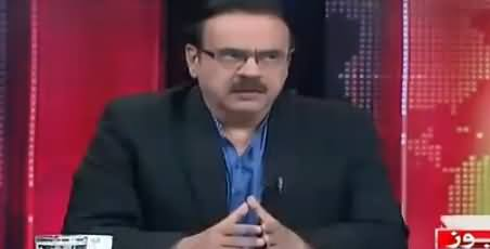 Live With Dr. Shahid Masood (Imran Khan & Current Crisis) - 10th February 2019