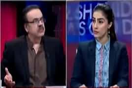 Live With Dr Shahid Masood (Imran Khan Demands Early Election) – 6th November 2017