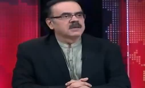 Live with Dr. Shahid Masood (Imran Khan in GHQ) - 30th August 2018