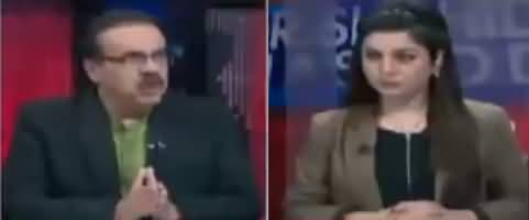 Live With Dr. Shahid Masood (Imran Khan & Increasing Crisis) - 15th February 2019