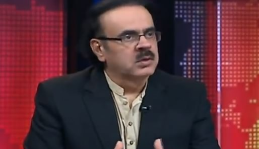 Live with Dr. Shahid Masood (Imran Khan Ka Khitab) - 19th August 2018