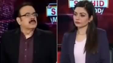 Live with Dr. Shahid Masood (Siasat Aur Riasat) - 3rd October 2020