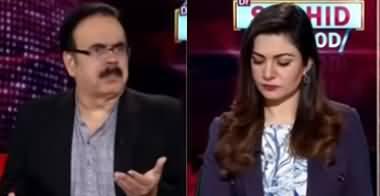 Live with Dr. Shahid Masood (Imran Khan, Last War) - 12th February 2020