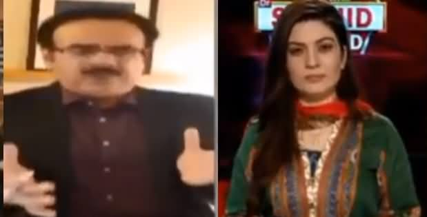 Live With Dr. Shahid Masood (Imran Khan Nahi Maane) - 25th June 2019