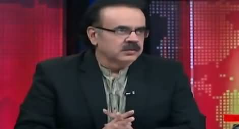 Live with Dr. Shahid Masood (Imran Khan, Nawaz Sharif) - 20th September 2018