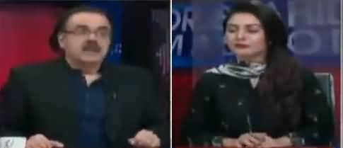 Live With Dr. Shahid Masood (Imran Khan, Naya Match Purane Khilari) - 7th November 2018