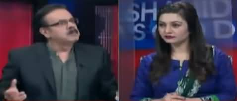 Live With Dr. Shahid Masood (Imran Khan Phir Ghusse Mein) - 14th March 2019