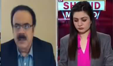 Live with Dr. Shahid Masood (Imran Khan Ready to Fight) - 24th October 2020