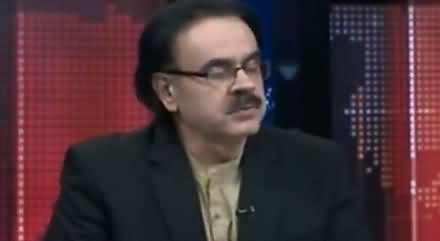 Live with Dr. Shahid Masood (Imran Khan, Riasat Aur Badmashia) - 1st October 2018