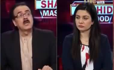 Live with Dr. Shahid Masood (Imran Khan's Address to OIC) - 4th May 2021
