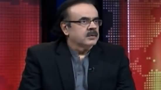 Live with Dr.Shahid Masood (Imran Khan's Govt) - 8th September 2018