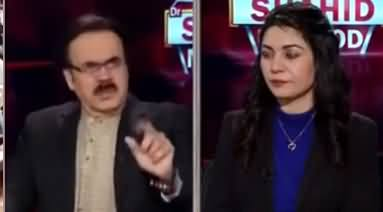 Live with Dr. Shahid Masood (Imran Khan's Strategy) - 17th February 2021