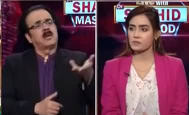 Live with Dr. Shahid Masood (Imran Khan's Tough Decisions) - 6th April 2021