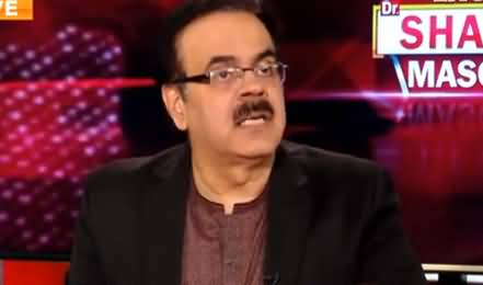 Live with Dr. Shahid Masood (Imran Khan Should Announce War) - 9th September 2019