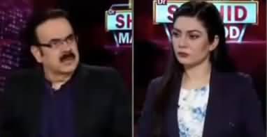 Live with Dr. Shahid Masood (Imran Khan Softens Lockdown) - 14th April 2020