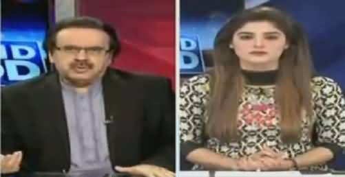 Live With Dr Shahid Masood (Imran Khan Speech in Parliament) – 18th May 2016