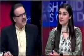 Live With Dr Shahid Masood (Imran Khan & Tahir ul Qadri) – 8th December 2017