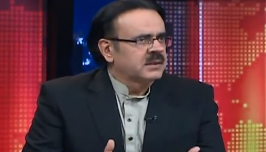 Live with Dr.Shahid Masood (Imran Khan Takes Oath) - 18th August 2018