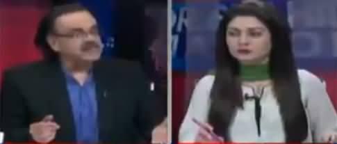 Live With Dr. Shahid Masood (Imran Khan & Trembling System) - 21st November 2018
