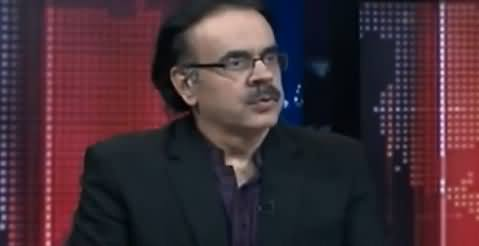 Live with Dr. Shahid Masood (Imran Khan Vs Opposition) - 28th September 2018