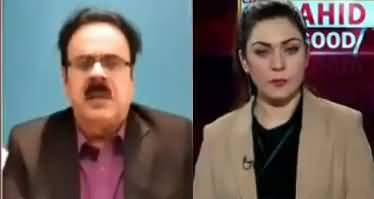 Live With Dr. Shahid Masood (Imran Khan Will Fight) - 19th January 2020