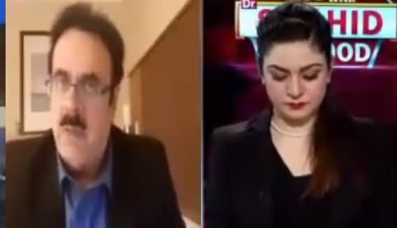 Live with Dr. Shahid Masood (Imran Trump Takra) - 22nd July 2019