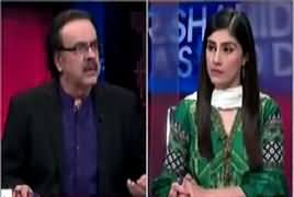 Live With Dr Shahid Masood (In Ka Jana Thehr Gaya Hai) – 20th October 2017