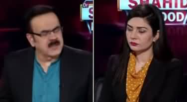 Live with Dr. Shahid Masood (India Vs China Clash) - 19th June 2020