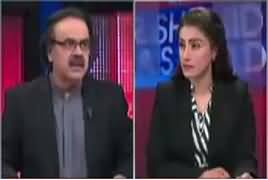 Live With Dr Shahid Masood (Indian Agent Ke Sahulatkaron Ka Kia Hoga?) – 9th April 2017