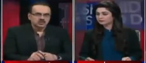Live With Dr. Shahid Masood (Instability) - 20th October 2018