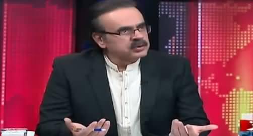 Live With Dr Shahid Masood (Intekhabat Aur Mazeed Inteshar) – 1st July 2018
