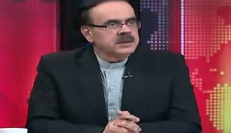 Live with Dr.Shahid Masood (Inteshar Mazeed Barhe Ga) - 16th July 2018