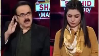 Live with Dr. Shahid Masood (Intezaar...) - 31st October 2020