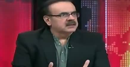 Live with Dr.Shahid Masood (10 Days in Elections) - 15th July 2018