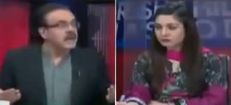 Live With Dr. Shahid Masood (Invisible Enemies) - 24th February 2019