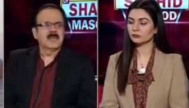 Live with Dr. Shahid Masood (Islamabad Mein Hungama) - 10th February 2021