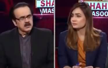 Live with Dr. Shahid Masood (Jahangir Tareen Ki Paishi) - 10th April 2021