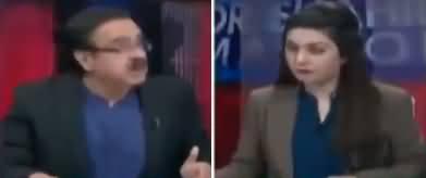 Live With Dr. Shahid Masood (Jang Ka Khatra) - 19th February 2019