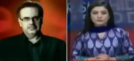 Live With Dr. Shahid Masood (Jang Ka Khatra) - 4th March 2019