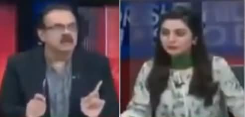 Live With Dr. Shahid Masood (Jang Ke Gehrey Saaye) - 23rd February 2019