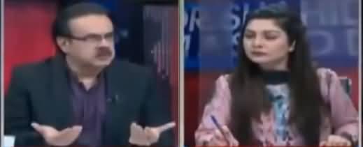Live With Dr. Shahid Masood (Jang, Riasat Aur Siasat) - 22nd February 2019